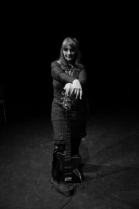 Jane Harwood - Bass